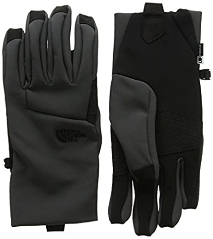 The North Face Men's Apex ETIP Gloves - Asphalt Grey, Small