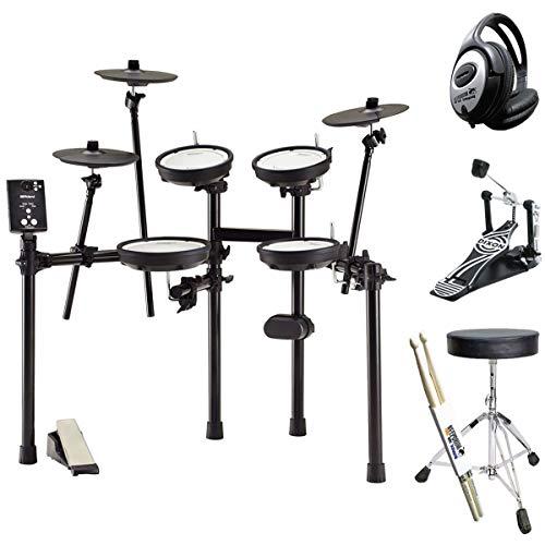 Roland TD-1DMK E-Drum Schlagzeug mit KEEPDRUM Zubehör Set - E-drum Roland