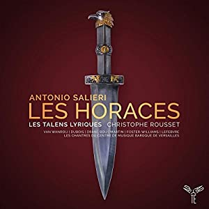Les Horaces - a World Premiere