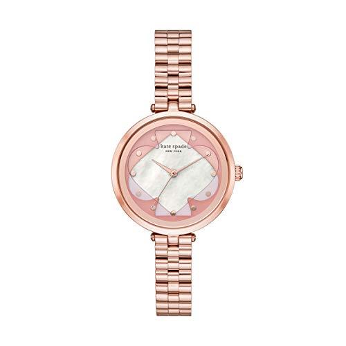 Kate Spade New York Holland - Rose Gold Tone Armband Damenuhr - KSW1522