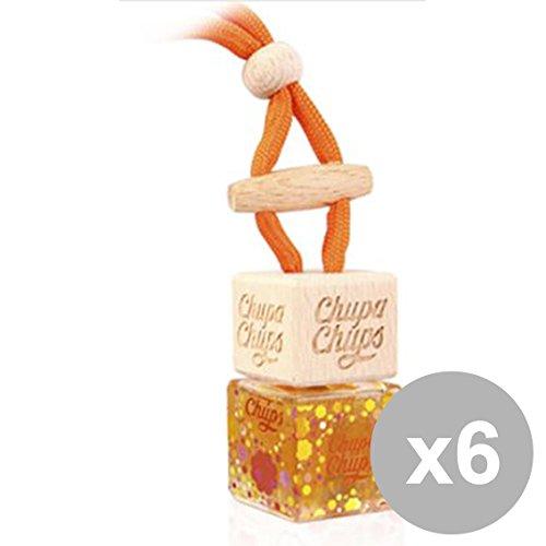 chupa-chups-set-6-profumo-lanterna-arancia-chp101-cura-pulizia-e-lavaggio-auto