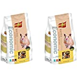 Vitapol Economic Food for Hamsters Bag 1200 gm (Pack of 2)