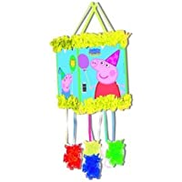 Peppa Pig Cartoon Piñata, 20x 30cm (Verbetena 5652219)