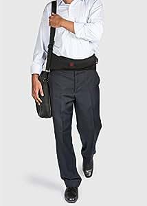 Sandpuppy Fitbelt AWFG001 Portable & Wireless Heating Belt For Back Pain - Universal Size (Black)