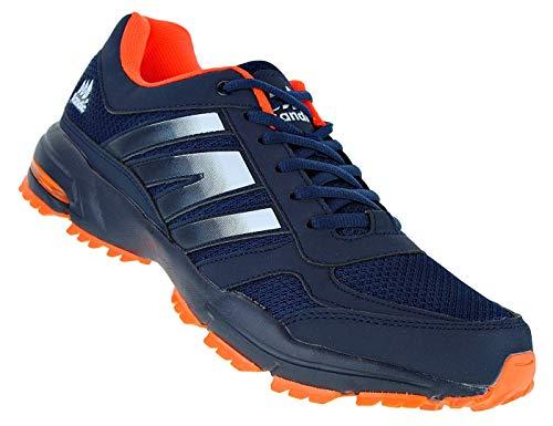 Bootsland 644 Turnschuhe Sneaker Sportschuhe Herren Übergröße, Schuhgröße:48 -