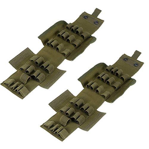 Molle - Estuche Plegable 25 Cartuchos Escopeta munición