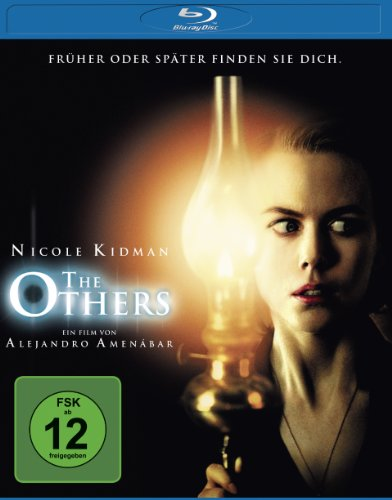 The Others [Blu-ray] (Spannung Vorhang Bar)