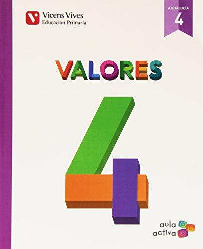Valores 4 (aula activa) andalucia