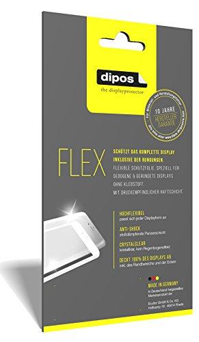 dipos I 3X Schutzfolie 100% passend für Oukitel U13 Folie (Vollständige Bildschirmabdeckung) Bildschirmschutzfolie