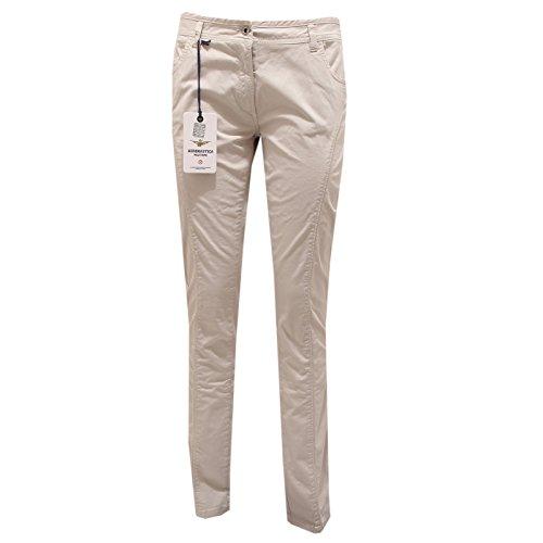 Aeronautica militare 1864p pantaloni skinny elasticizzati donna trousers women [46]