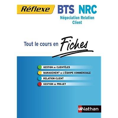 Fiches BTS NRC