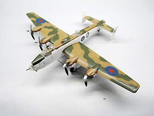 FloZ WWII British Handley Page Halifax 1/144 diecast Plane Model Aircraft