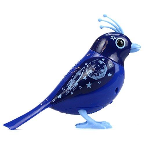 Silverlit Digi Birds with Whistle Ring, Dark Blue