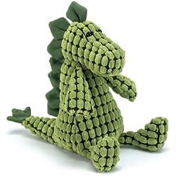 Jellycat - Dinosaurio de peluche (23 cm)