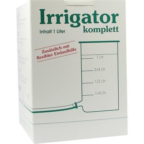 IRRIGATOR Kunststoff komplett 1 l 1 St
