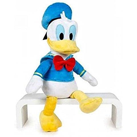 Peluche Donald Disney soft 40cm de pie - 30cm sentado