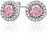 MESTIGE Women Crystal Mallory Earrings with Swarovski Crystals