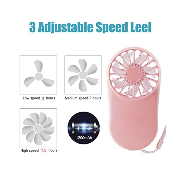 Swonuk-Mini-Ventilador-de-Mano-Personal-Porttil-Ventilador-con-batera-de-2500mAh-Recargable-Ventilador-con-3-Velocidad-para-Cualquier-Uso-para-Cualquier-Uso-Viajes-y-Oficina-u-Hogar-Handheld-Fan