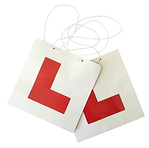 2 x String Hen Party Hanging L Plates Fancy Dress BRIDE Party Girls Night Out.