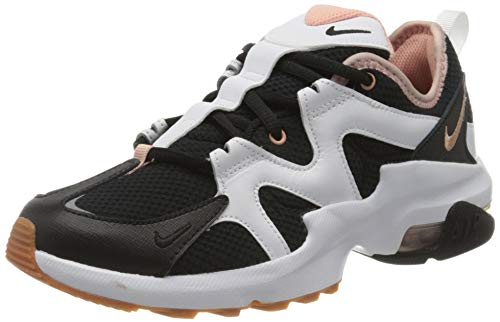 Nike WMNS Air Max Graviton, Chaussures de Trail Femme, Multicolore (Black/MTLC Red Bronze-Coral...