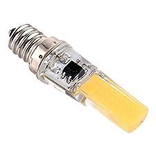 Lei ZE Jun UK Dimmable 3W E122508COB 200–300LM cálida blanca decoración blanca fría de luz CA 220–240V/AC 110–130V (1pcs) E12led
