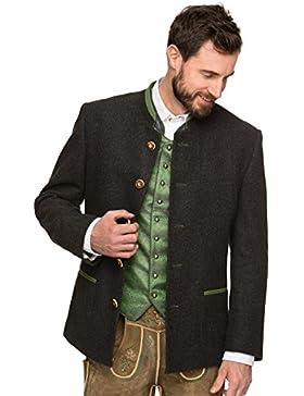 Janker Loden Maximilian - elegante Trachtenmode für Männer, ein Trachtenjanker aus einem robusten Loden Stoff,...