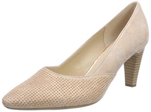 Gabor Shoes Gabor Basic, Zapatos de Tacón para Mujer, Multicolor (Rame), 39 EU