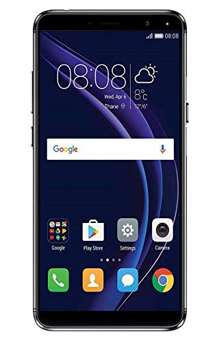 Tennzo Model T 4G Volte with 2 GB RAM Model with 5.5-inch 1080p Display, (Reliance Jio 4G Sim Support) 16 GB Internal Memory and 8 Mpix /5 Mpix Camera HD Smartphone in Black