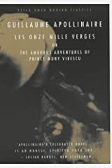 Onze Mille Verges or, the Amorous Adventures of Prince Mony Vibescu (Peter Owen Modern Classic) Paperback