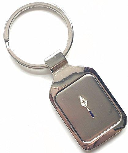 Freimaurer Maurerkelle Emblem CRESTED Schlüssel Ring + Beutel (K079)
