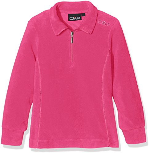 CMP Mädchen Fleece Shirt, Hot Pink, 116
