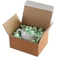 Purely Packaging PEB10 - Cajas de cartón con precinto de cierre (160 x 130 x