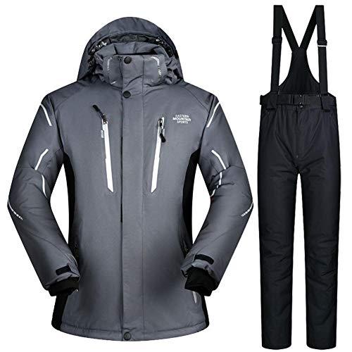 Skianzug Outdoor Winddichte Wasserdichte Anzugjacke für Männer Warmer Ski