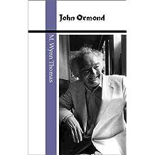 John Ormond (Writers of Wales)