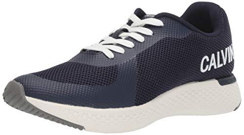 Calvin Klein Jeans Amos Hombre Zapatillas Azul
