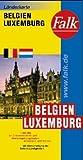 Falk Pläne, Belgien, Luxemburg (Nr.1434) -
