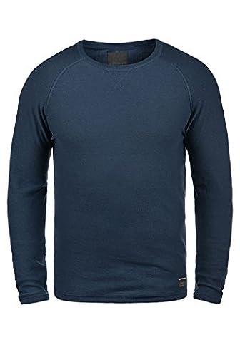 PRODUKT Helder Feinstrick Pullover Sweatshirt Longsleeve, Größe:L;Farbe:Dress