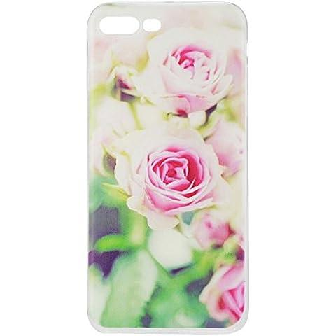 Custodia iPhone 7 Plus Case Cover, Cozy Hut cover iPhone 7 (4,7 Zoll) (2016) silicone case ultra-thin bumper