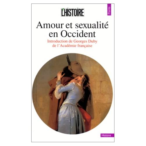 Amour et sexualité en Occident