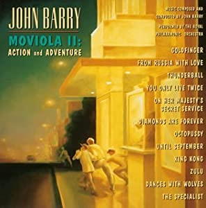 John Barry - Moviola II - Action And Adventure