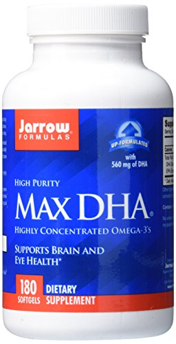 Jarrow Formulas - Max DHA - 180 Softgels
