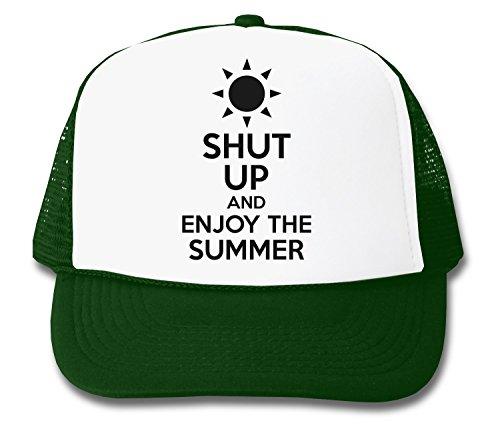 ShutUp and Enjoy The Summer Trucker Cap