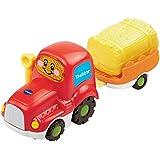 VTech 80-152304 - Tut Tut Baby Flitzer, Traktor und Anhänger