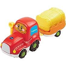 VTech Baby 80-205864 Fahrzeug Hubschrauber 3er Set Auto Tut Tut Flitzer Traktor