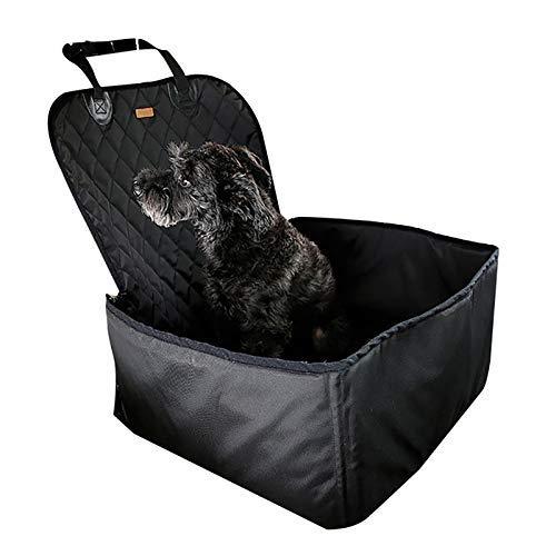 Maran Autositzbezug für Hunde, 2 in 1, Haustier-Eimer-Sitzbezug, Hängematte für Auto, wasserdicht, Kratzfest, langlebig, maschinenwaschbar (Hunde Sitzbezüge Eimer Für)