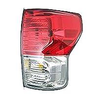 مجموعة المصابيح الخلفية البديلة الأصلية لسيارة تويوتا توندرا بيك أب 2010-2013 (Partslink TO2801183)