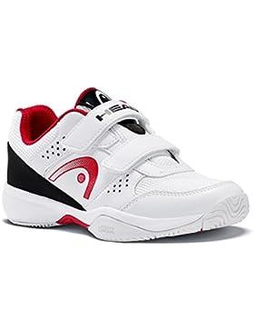 Head Sprint Velcro Junior 2.0, Zapatillas de Tenis Unisex Niños