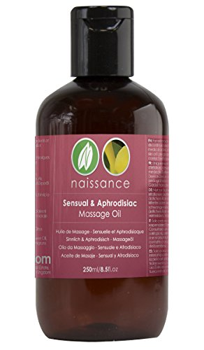Naissance Sensual and Aphrodisiac Massage Oil – 250ml
