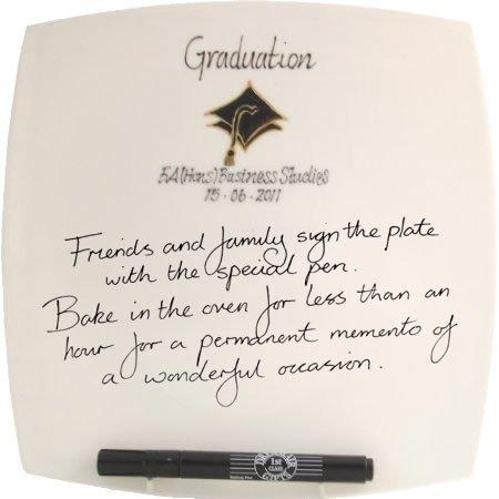 Regalo graduación personaliseitonline firmada sellada