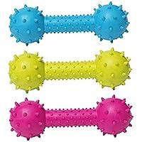 Nicedeal Juguetes Mascotas Perros Juguete Mordedor Juguetes Interactivos Toy para Perros 1pcs Color al Azar Suministro de Mascotas para Perros